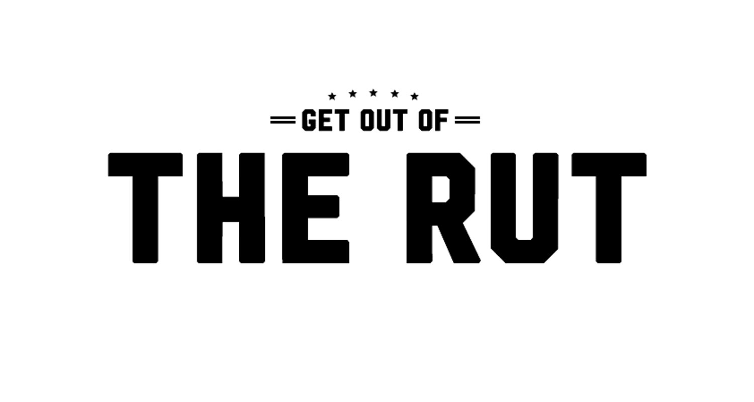Get Out Of The Rut Logo